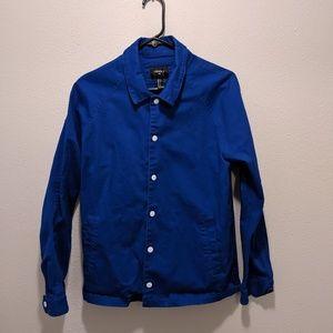 Forever 21 Men's Blue Jacket